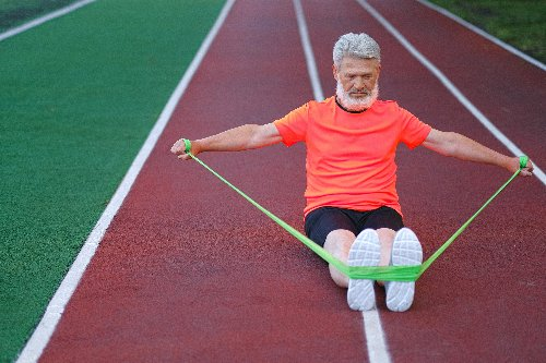 7 Calf Exercises With Resistance Bands