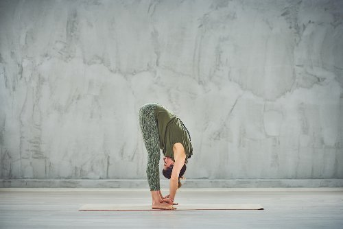 The Absolute Best Stress-Busting Yoga Moves Are Restorative Forward Folds