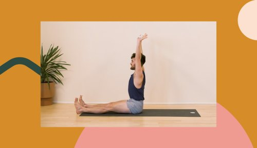This 10-Minute Pilates Workout Lights Up Every Muscle In Your Core—And All You Need Is a Towel