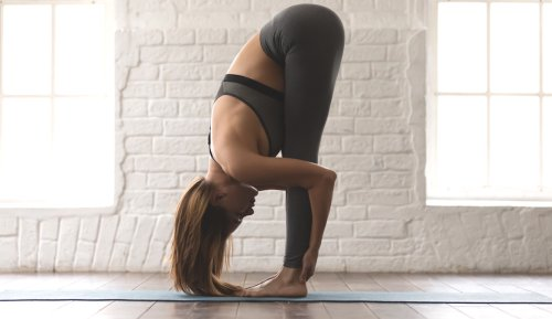A Mobility Pro's Step-By-Step Guide For *Finally* Touching the Floor in a Forward Fold