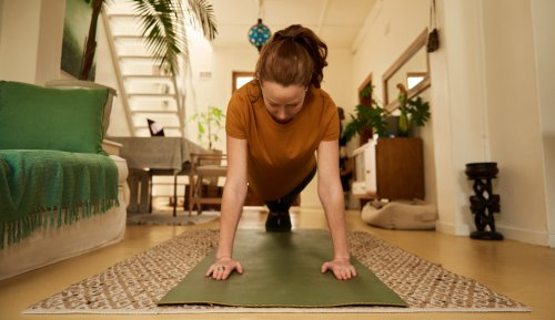 5 Easy At-Home Workouts To Do When You Need To Move Your Body—Stat