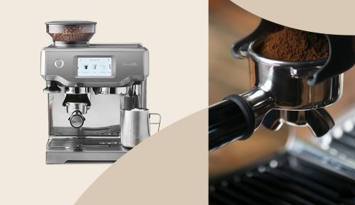 This $1K, Touchscreen Espresso Machine Pays for Itself in Under a Year (if You're a Coffee-Shop Regular)