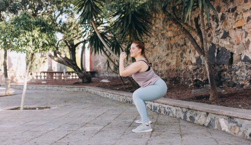 If You've Got Tight Hips, the Heel Elevated Squat Has Your Name Written All Over It