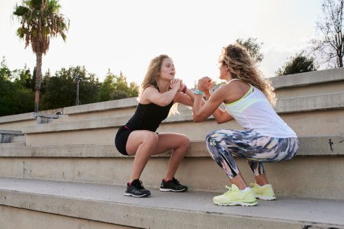 Can't Do a Squat? This Technique Will Help You Get Strong Enough to Do 50