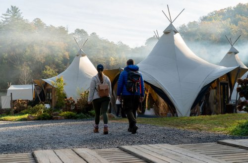 The Best 9 Glamping Spots in the Country for a Nature-Filled, Luxe Escape