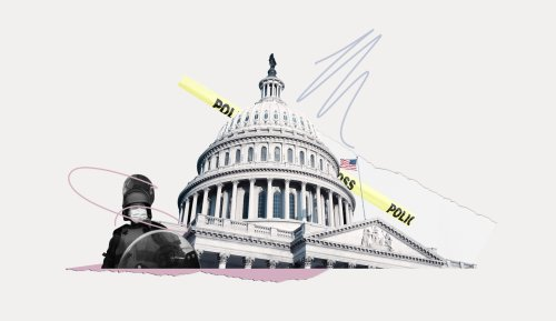 For Those Who Were There, Stigma Worsens the 'Invisible' Mental Health Fallout From the Capitol Riot
