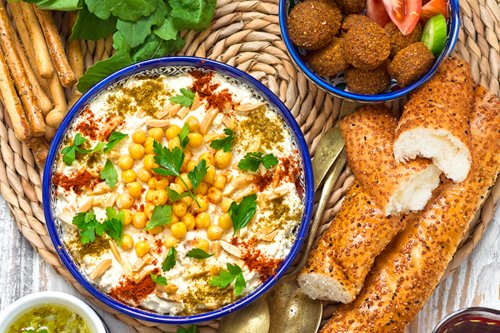 Want To Eat More Plants in 2021? These Vegetarian Middle Eastern Recipes Have You Covered