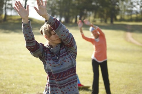 How to use qigong meditation to harness the healing energy of your body
