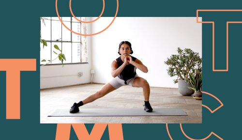 This Move Gets Your Heart Rate Up As High as a Burpee Does—Without Having To Do an Actual Burpee