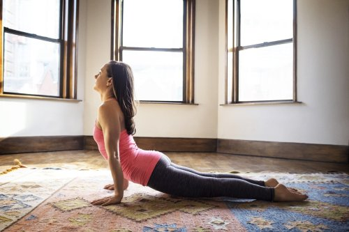 This Morning Yoga Routine Is More Energizing Than a Cup of Coffee