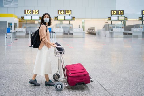 International Air Travel Is About To Get Easier if You're Vaccinated