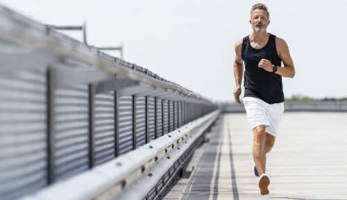 How Pilates Pushed One 66 Year-Old Triathlete To Run the Fastest Miles of His Life