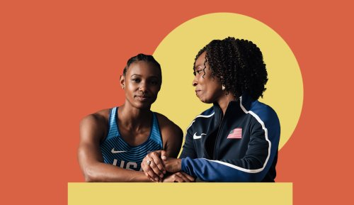 3 Lessons Olympic Hopeful Jaide Stepter Baynes Learned from Her Olympian Mother