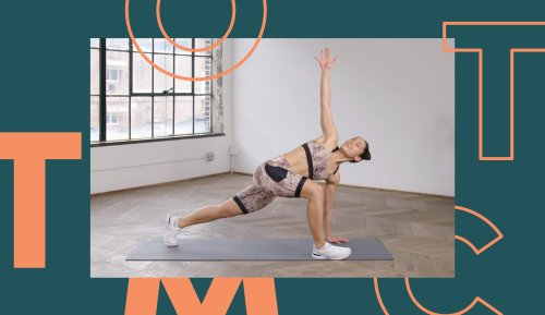 This Low-Impact HIIT Workout Crams an Entire Cardio Session Into 4 Quick Rounds