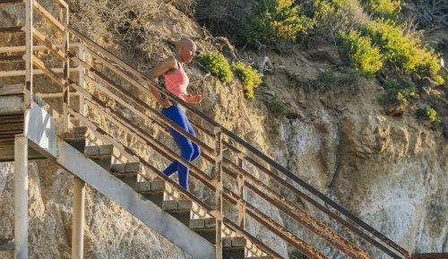 3 Stair Workouts To Get Your Heart Rate Up and Improve Your Cardiovascular Fitness Over Time