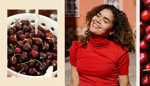 3 Skin-Boosting Reasons to Eat More Cherries, According to a Dermatologist