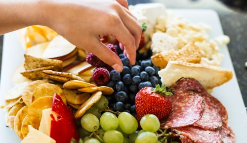 Here's How to Make the Perfect 'Fruitcuterie' Board, AKA Your New Go-To Summer Snacking Situation