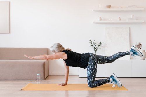 An Ultra-Challenging Barre Workout That'll Really Have You Feeling the Burn
