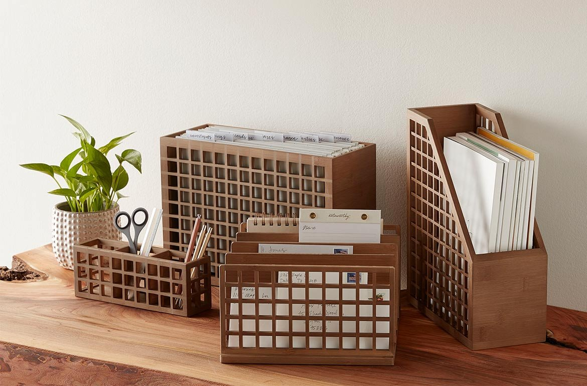 7 Beautifully Functional Pieces From Marie Kondo's New Collection at The Container Store