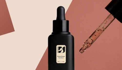 This Skin Serum's Star Ingredient is 'Rock Rose,' a Botanical With Major Healing Powers