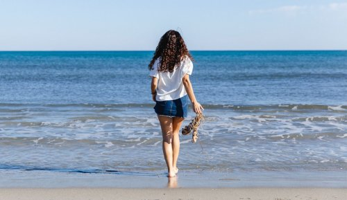 The Beach Is My Happy Place—And Here Are 3 Science-Backed Reasons It Should Be Yours, Too
