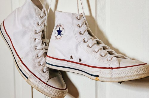 A Podiatrist Confirms That Converse Makes Some of the Best Shoes for Weightlifting