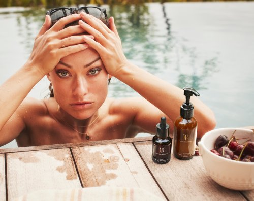 Olivia Wilde's Go-To Anti-Aging Serum Is 30% Off Today
