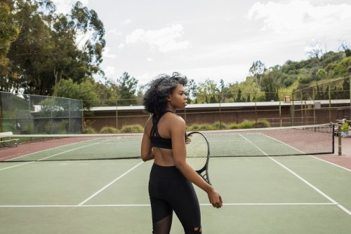 'I'm a Tennis Pro, and This Is How To Improve Your Agility On and Off the Court'