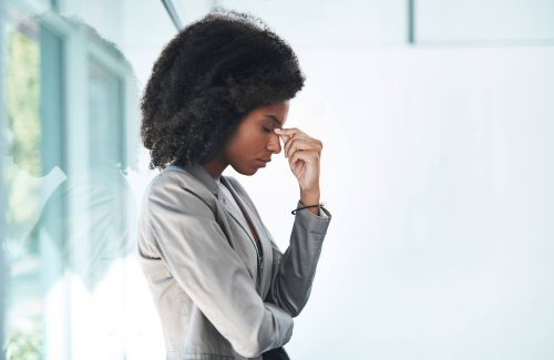 Why is Anxiety Crying *a Thing,* and How Can You Make it Stop (Especially at Work)?