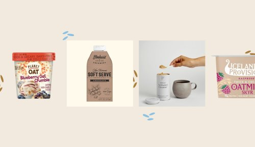 Love Oat Lattes? You'll Fall Hard for These 4 New Oat Milk-Based Food Products