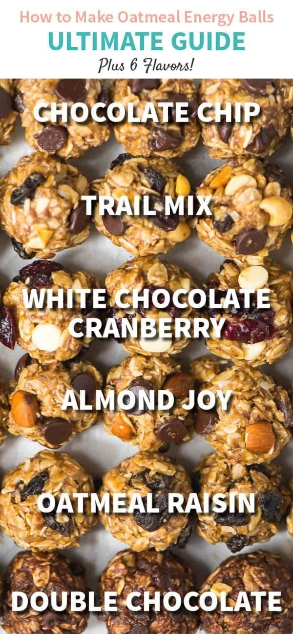 Energy Balls | The Ultimate Guide!