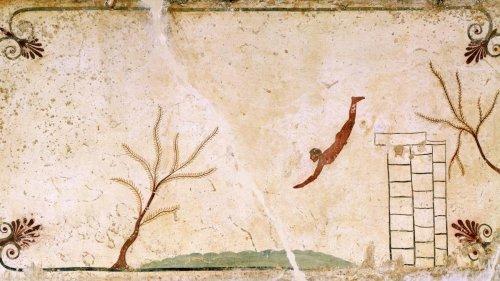 Das bedeutet die schönste Malerei Griechenlands