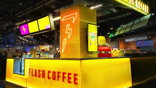 """""""Ein Tech-Unternehmen"""" – Oliver Samwers effizientester Coffeeshop der Welt"""