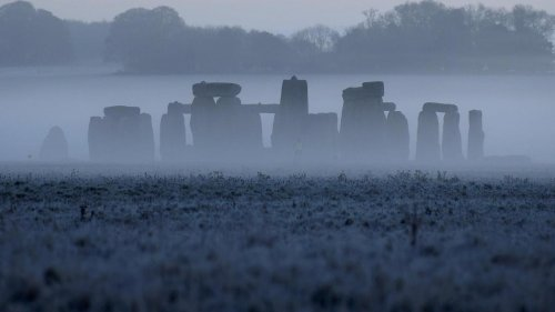 Stonehenge war ein Symbol der Freundschaft – oder des Krieges