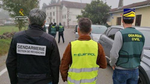 150 Festnahmen durch Europol – 26 Millionen Euro beschlagnahmt