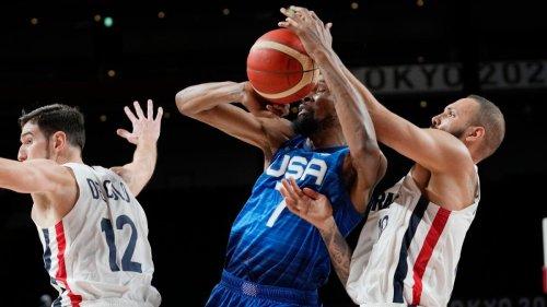 US-Dreamteam kassiert erste Olympia-Pleite seit 17 Jahren