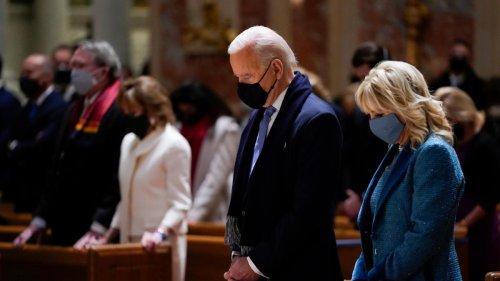 Bischöfe wollen US-Präsident heilige Kommunion verweigern