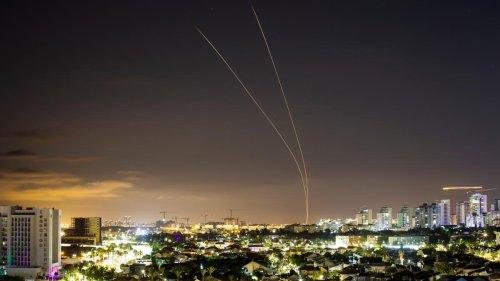 Drei Raketen von Syrien aus auf Israel abgefeuert