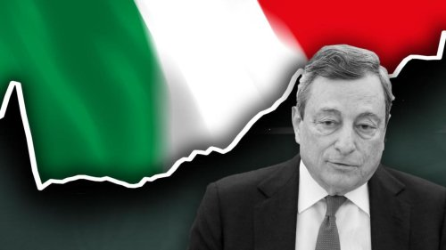 """""""Whatever it takes 2.0"""" – Draghi schreibt in Italien Geschichte als Schuldenkönig"""