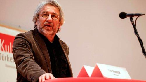 Journalist Can Dündar in Türkei zu mehr als 27 Jahren Haft verurteilt