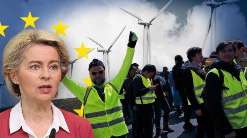 Die Angst vor Gelbwesten in ganz Europa