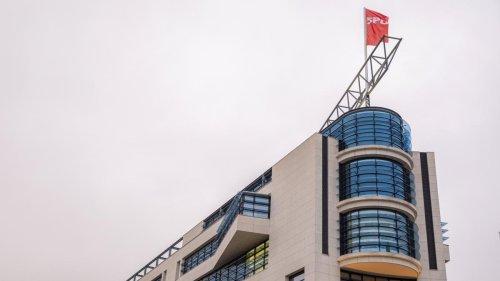 SPD-Parteizentrale beschmiert – Staatsschutz ermittelt