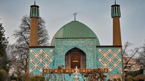 Farbanschlag auf umstrittene Moschee in Hamburg