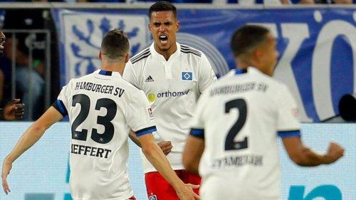 Schalke geschockt – HSV dreht das Spiel in der Schlussphase