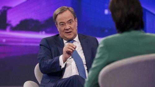 """Werteunion? Spielt in der CDU """"keine Rolle"""", meint Laschet"""