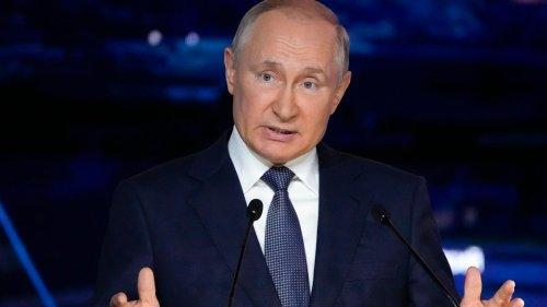 Putin nach Corona-Kontakten im Umfeld in Selbstisolation