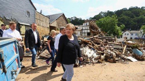 Wie die Lage in NRW nach der Flutkatastrophe ist