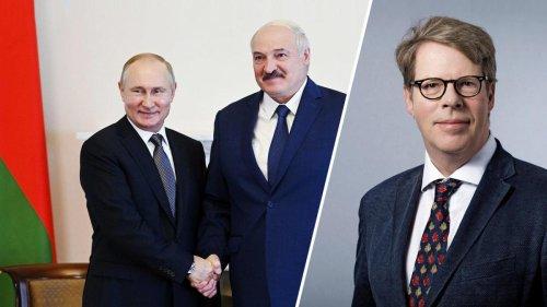 In Minsk testet Putin die Nato