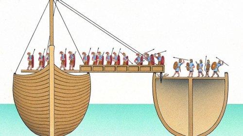Roms Wunderwaffe gegen Karthago war eine Propaganda-Erfindung
