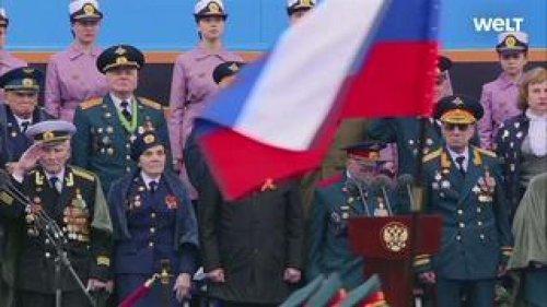 So demonstriert Putin Russlands militärische Stärke